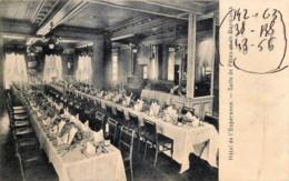 Bruxelles - Hôtel De L' Espérance - Salle Des Fêtes Et De Banquets - Pubs, Hotels, Restaurants