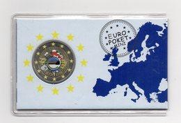 Estonia - 2012 - Moneta Da 2 Euro - Decennale Euro - Colorato - (MW1534) - Estonia