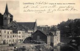 Luxembourg - L' Eglise St. Mathieu Dans Le Pfaffenthal- Nels Série 1 N° 54 - Luxemburg - Town