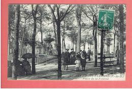 CLERMONT FERRAND PLACE DE LA POTERNE CARTE EN BON ETAT - Clermont Ferrand
