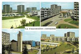 ~  JP  ~  95  ~  GONESSE .  La Fauconniere ~  Multivues  ~ - Gonesse