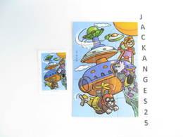 KINDER PUZZLE K01 N 111 2000 + BPZ - Puzzles