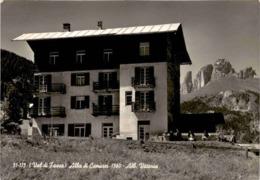 Val Di Fassa - Alba Di Canazei - Albergo Vittoria (51-115) * 25. 7. 1958 - Non Classificati