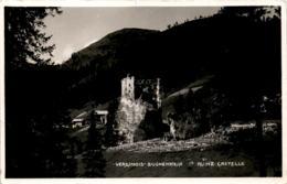 Buchenstein - Ruine Castello * 14. August 1929 - Italia