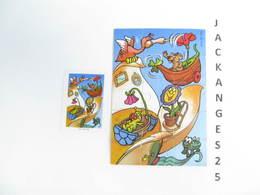 KINDER PUZZLE K01 N 110 2000 + BPZ - Puzzles