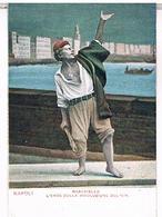 NAPOLI  MASANIELLO  L EROE  DELLA  RIVOLUZIONE  DEL  1674   TBE  IT1375 - Napoli