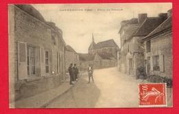 CPA: Dannemoine (89) Place Du Piloris - Autres Communes