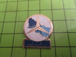 1218b Pin's Pins / Beau Et Rare : Thème AUTOMOBILE/ MERCEDES CRM PARIS NORD EST - Mercedes