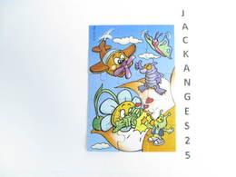 KINDER PUZZLE K01 N 109 2000 SANS OHNE WITHOUT BPZ - Puzzles