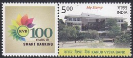 India - My Stamp New Issue 10-09-2016 (Yvert 2715A) - Unused Stamps