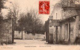 Fontenay Le Comte : Barrière De Grissais - Fontenay Le Comte