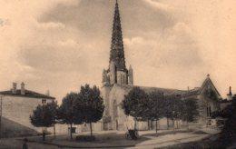 Fontenay Le Comte : église St Jean - Fontenay Le Comte