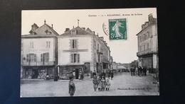19 - ALLASSAC - AVENUE DE LA GARE - Andere Gemeenten