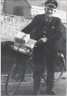 FACTEUR    A  BICYCLETTE - Métiers