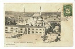 CPA Carte Postale - Turquie - Constantinople - Mosquée Stamboul -1907- S 2536 - Turquia