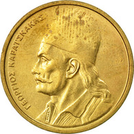 Monnaie, Grèce, 2 Drachmes, 1982, SUP, Nickel-brass, KM:130 - Grèce