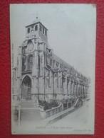 POSTAL POST CARD POSTCARD CARTE POSTALE FRANCIA FRANCE LISIEUX  L'ÉGLISE SAINT-JACQUES IGLESIA CHURCH VER FOTO/S Y DESCR - Sin Clasificación