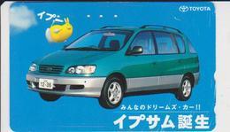 CARS - TOYOTA-001 - JAPAN - Cars