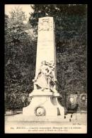 GUERRE DE 1870 - ROUEN (SEINE-MARITIME) - MONUMENT AUX MORTS AU CIMETIERE - Other Wars