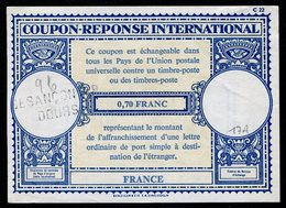 FRANCE  Coupon Réponse International / International Reply Coupon - Cupón-respuesta
