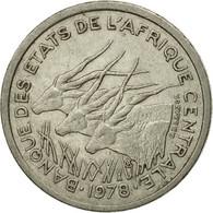 Monnaie, États De L'Afrique Centrale, 50 Francs, 1978, Paris, TTB, Nickel - Cameroun