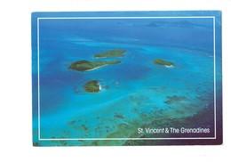 Cpm - Iles Grenadines -  The Tobago Cays - Canouan - Saint-Vincent-et-les Grenadines