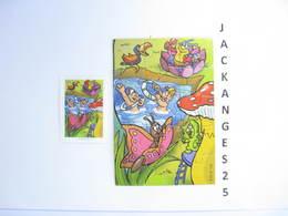 KINDER PUZZLE K01 N 116 2000 + BPZ - Puzzles