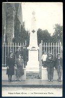 Cpa Du 61 Origny Le Roux Le Monument Aux Morts    SEPT18-21 - Autres Communes