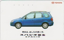 CARS - TOYOTA-004 - JAPAN - Cars