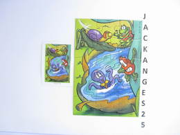 KINDER PUZZLE K01 N 115 2000 + BPZ - Puzzles