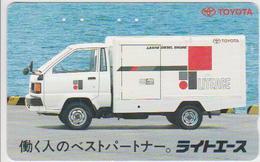 CARS - TOYOTA-005 - JAPAN - Cars