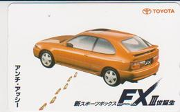 CARS - TOYOTA-006 - JAPAN - Cars