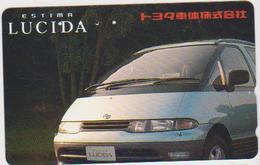 CARS - TOYOTA-007 - JAPAN - Cars