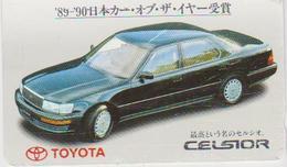 CARS - TOYOTA-008 - JAPAN - Cars
