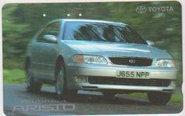 CARS - TOYOTA-009 - JAPAN - Cars