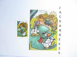 KINDER PUZZLE K01 N 114 2000 + BPZ - Puzzles