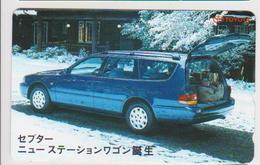 CARS - TOYOTA-012 - JAPAN - Cars