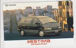 CARS - TOYOTA-013 - JAPAN - Cars