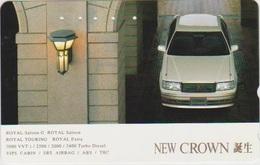 CARS - TOYOTA-014 - JAPAN - Cars