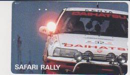CARS - RALLY-001 - JAPAN - SAFARI RALLY - Cars