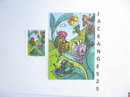 KINDER PUZZLE K01 N 113 2000 + BPZ - Puzzles