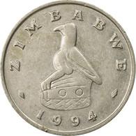 Monnaie, Zimbabwe, 20 Cents, 1994, TTB, Copper-nickel, KM:4 - Zimbabwe