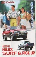 CARS - TOYOTA-016 - JAPAN - Cars