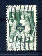 1913 SVIZZERA N.137 SET USATO - Svizzera