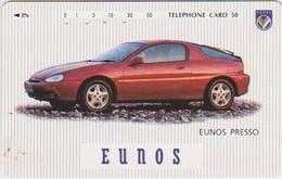CARS - MAZDA-001 - JAPAN - EUNOS - Cars