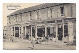 Saint Jean De Monts  -  La Ménagère Avenue De La Plage  -  Plage Des Demoiselle - Saint Jean De Monts