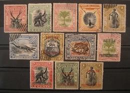 Nordborneo 1897 - 1902 Aus. Mi.Nr.69 - 109 Gestempelt   (I280) - British Indian Ocean Territory (BIOT)