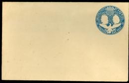 USA 1492 1892 Cristobal Colon America Columbus Colombe Führungsgeräte Blue 1 Cent Unused    (11.444y) - 1847-99 Algemene Uitgaves