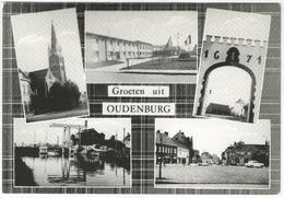 8Eb-328: Groeten Uit OUDENBURG... Op 1 November Is Het De Grote Ruilbeurs...niet Vergeten Te Komen... - Oudenburg