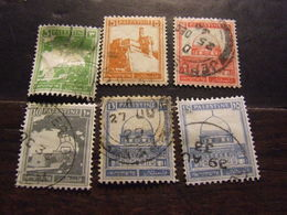 PALESTINA 1927 EDIFICI USATO - Palestina
